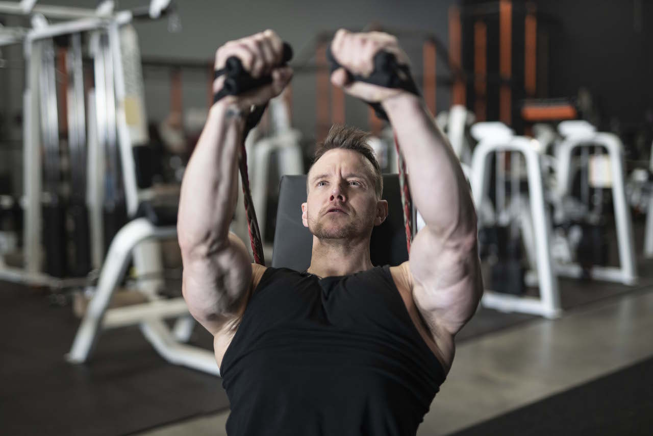 The Beast Routine For A Bigger Chest