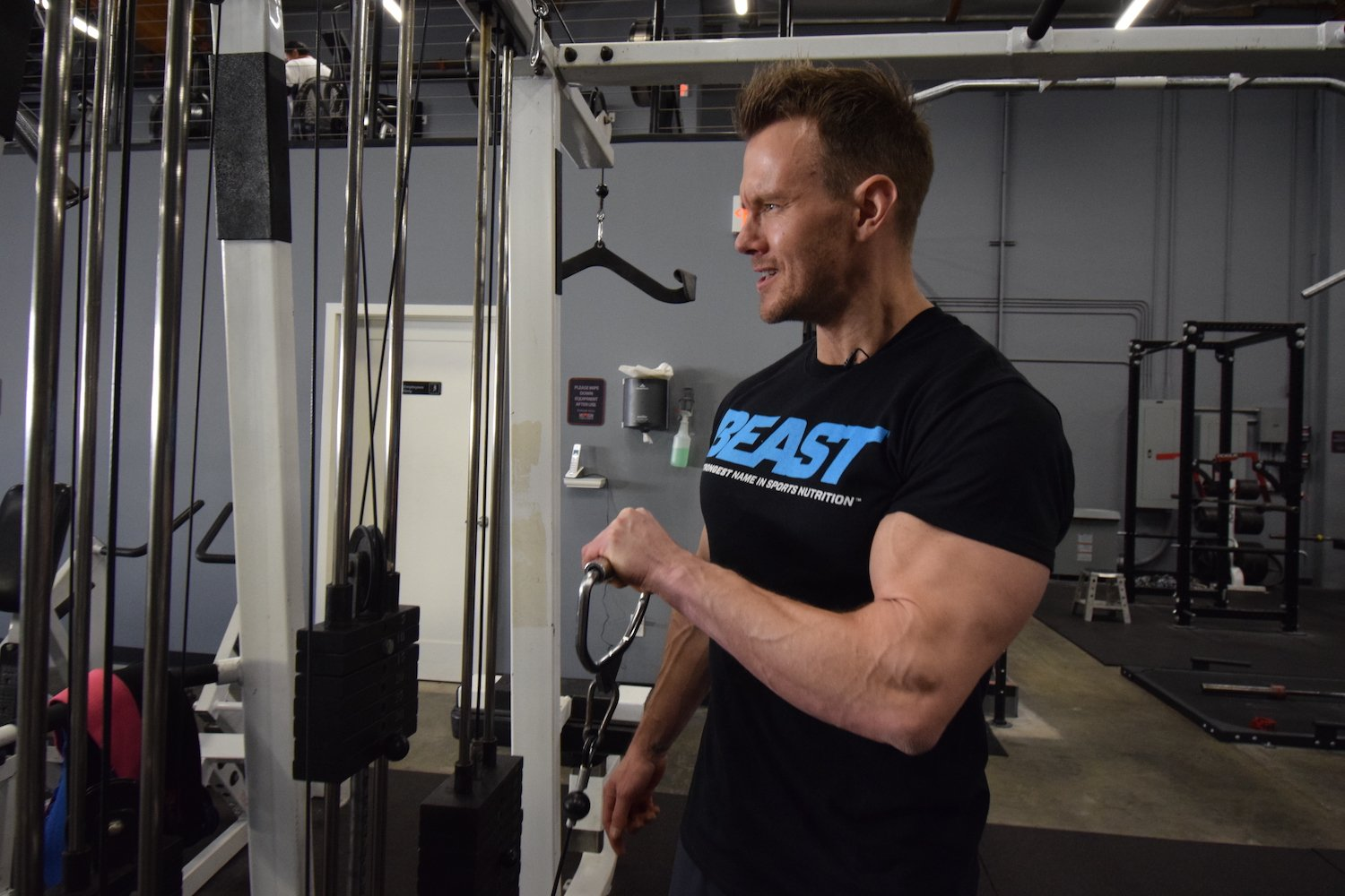 Get Forearms Like Popeye! - Beast Sports Nutrition