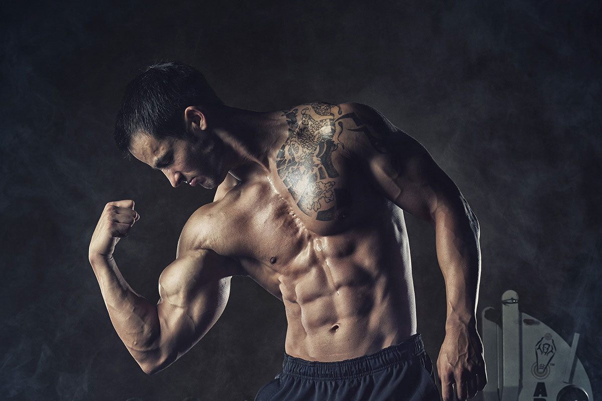 Sean Sarantos' Full Body 5-Move Super-Shred Circuit Workout