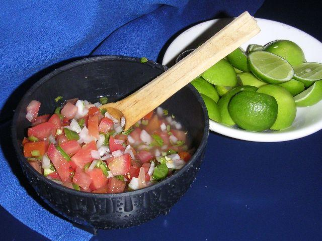 A Salsa Recipe Perfect for MLB Opening Day