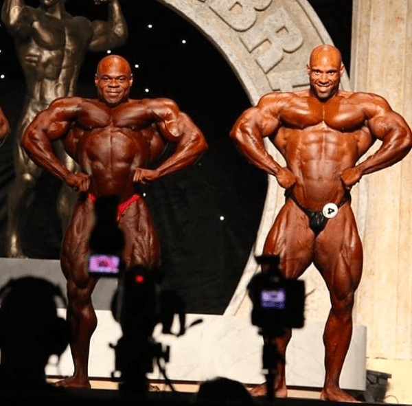 Team Beast Athlete Juan Morel Takes Second at Arnold Classic Brasil IFBB Pro