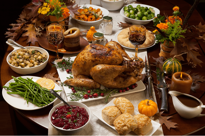 12 Tips to Eat Healthier This Thanksgiving