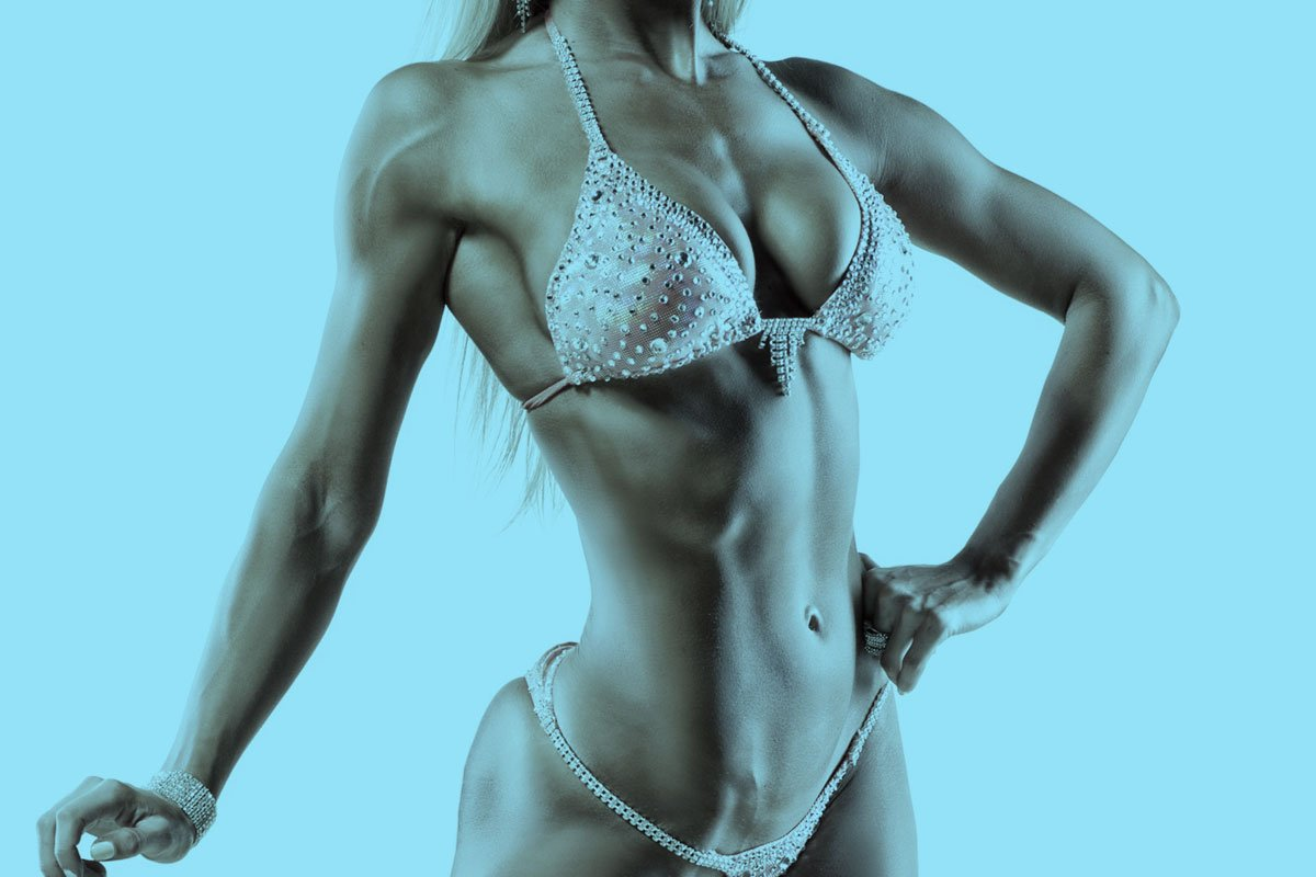 Your First Bikini Fitness Competition Guide