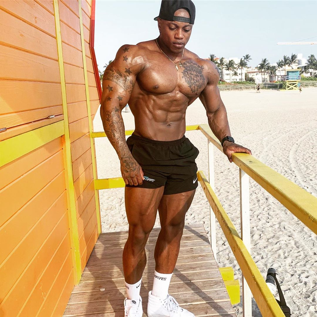 Beach Workout: Get Pumped and Look Great!
