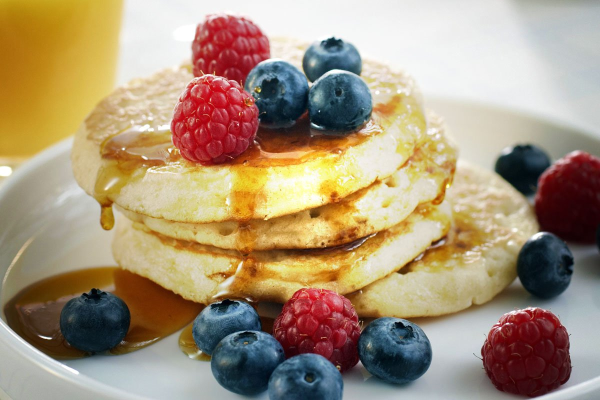 Protein Pancakes Made Easy