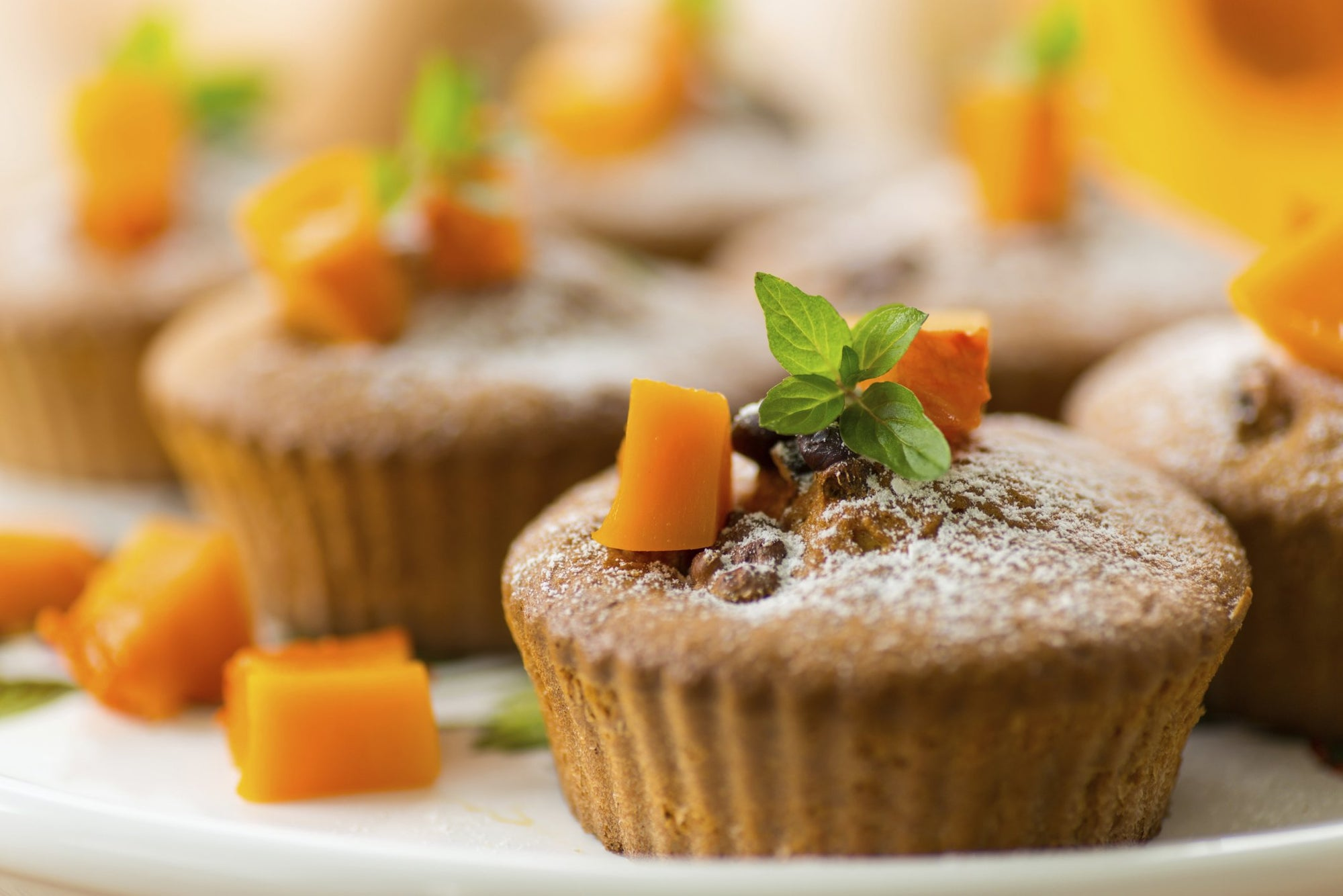 Protein Pumpkin Muffins - Beast Sports Nutrition