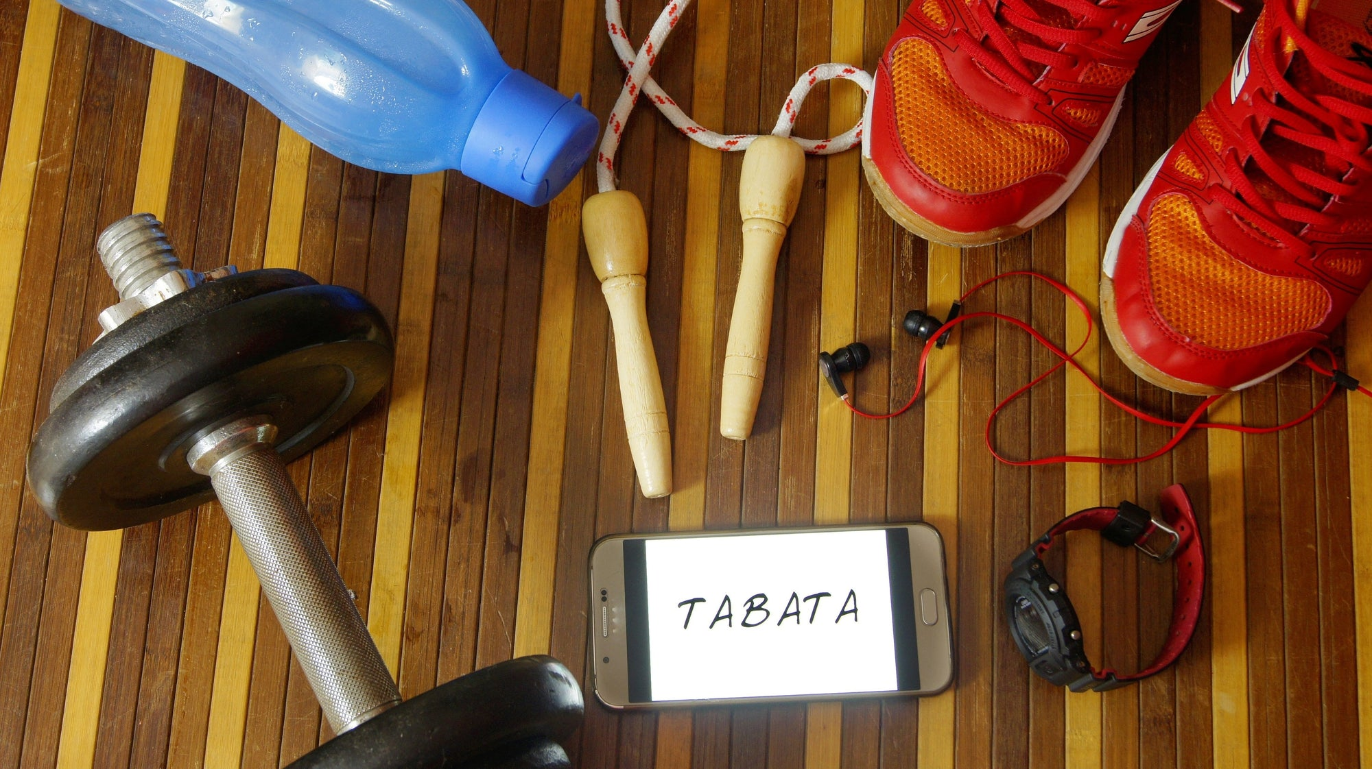Tabata: The 4 Minute Killer Workout
