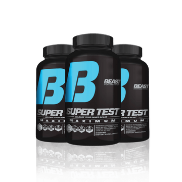 SUPER TEST® MAXIMUM 3 Pack