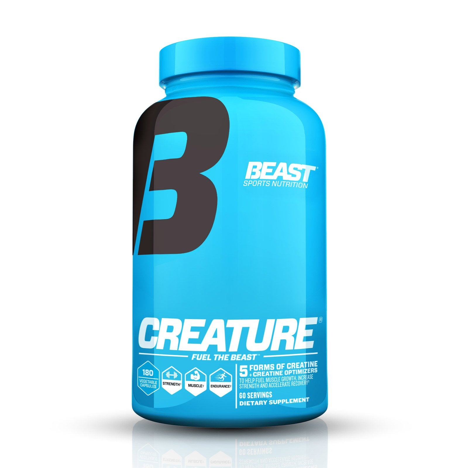 CREATURE® CREATINE - Beast Sports Nutrition