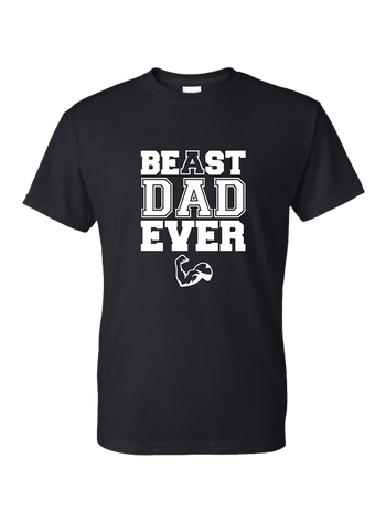 BEAST Dad T-Shirt - Beast Sports Nutrition