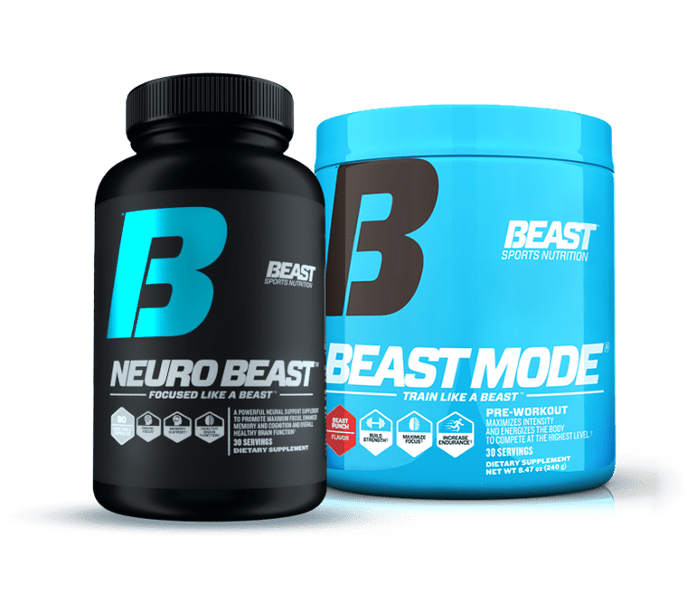 BEAST FOCUS STACK - Beast Sports Nutrition