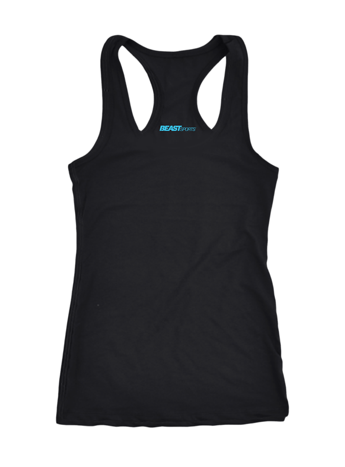 BEAST Women's Racerback Tank - Beast Sports Nutrition