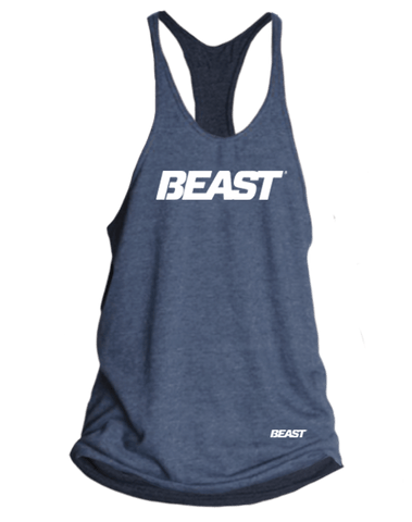 Beast Navy Stringer