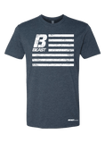 Beast Navy Flag Shirt