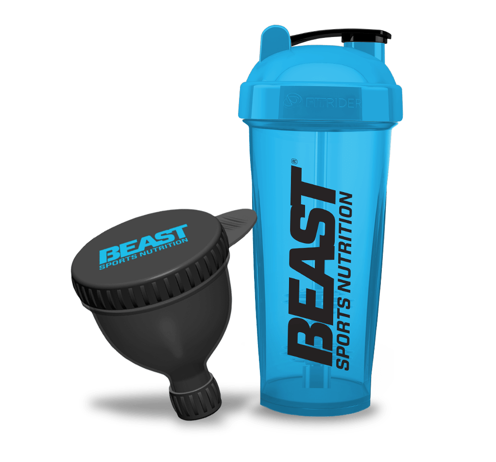 BEAST SHAKER & FUNNEL - Beast Sports Nutrition