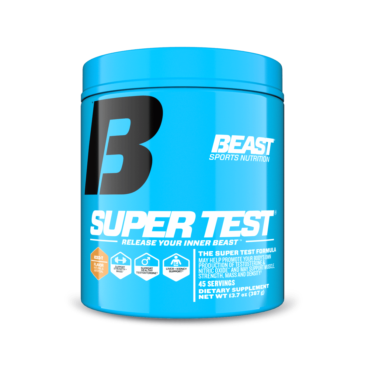 SUPER TEST® - Beast Sports Nutrition