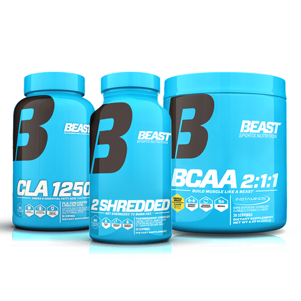LEAN BEAST STACK™ - Beast Sports Nutrition