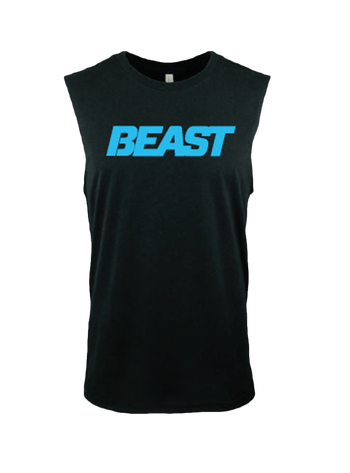 BEAST Mens Muscle Tank - Beast Sports Nutrition