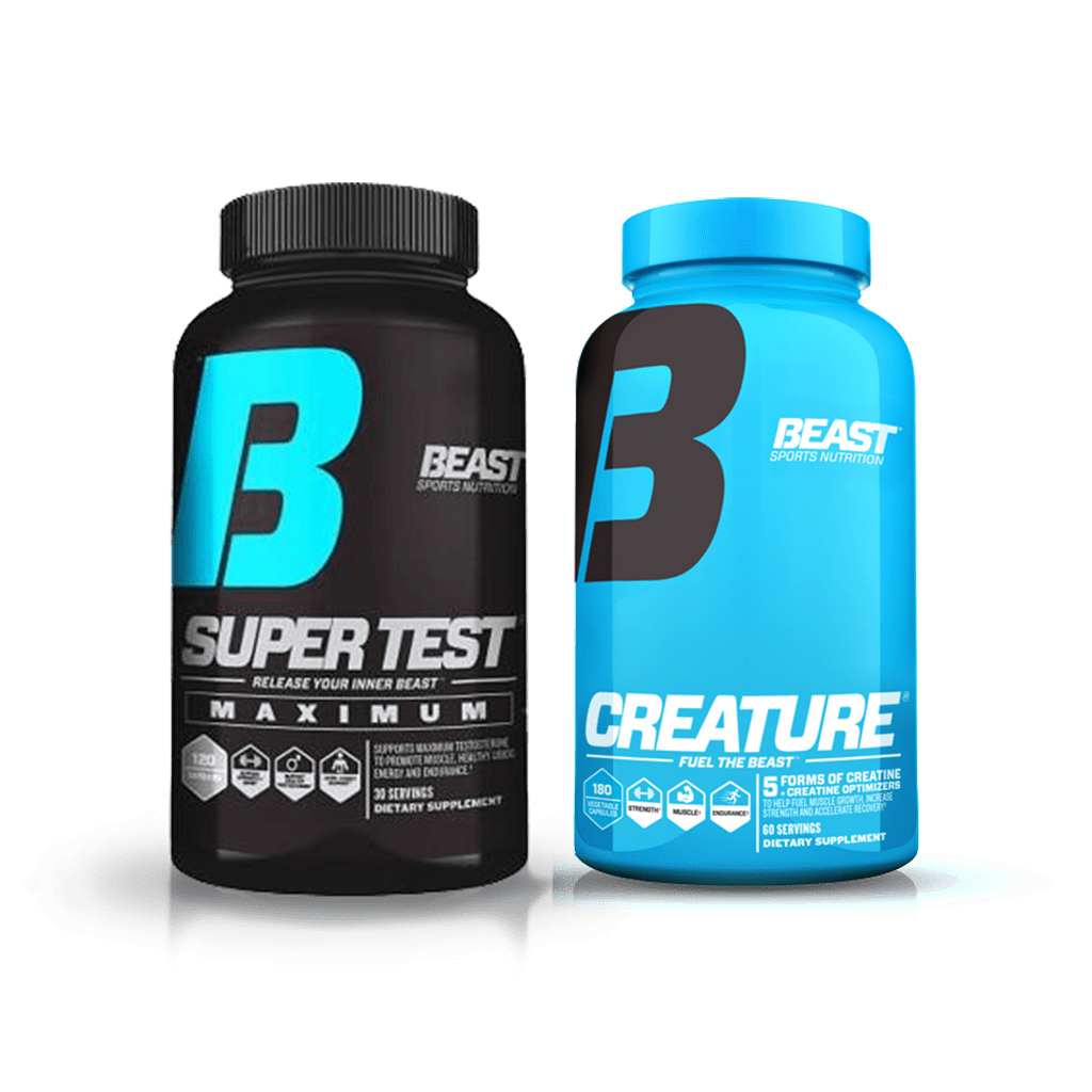 TEST BOOST STACK - Beast Sports Nutrition