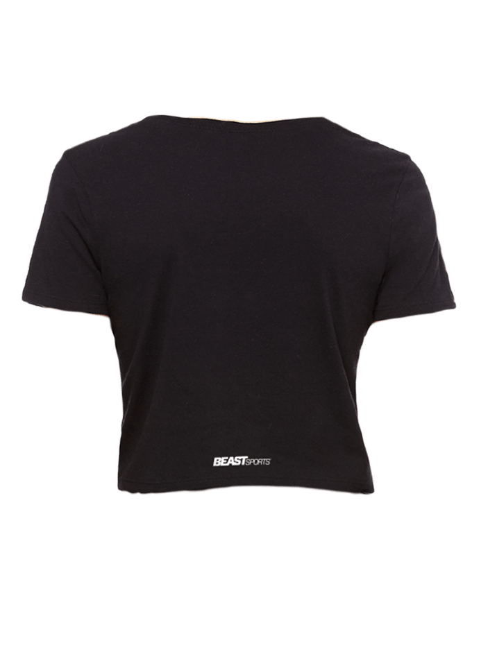 BEAST Women's Crop Tee - Beast Sports Nutrition