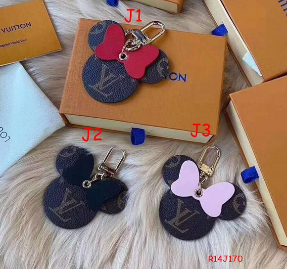 LV Minnie Key Chains
