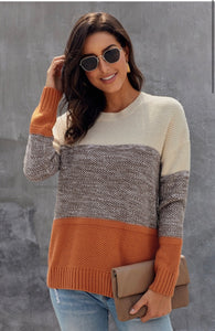 Fall sweater