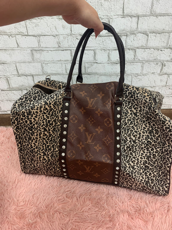 Lv leopard luggage RTS