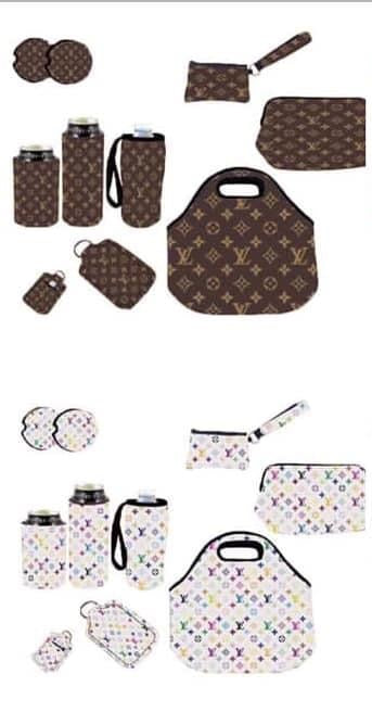 LV lunch box kit