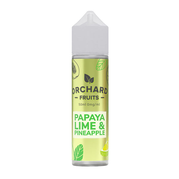 Orchard Fruits Papaya Lime & Pineapple E-Liquid