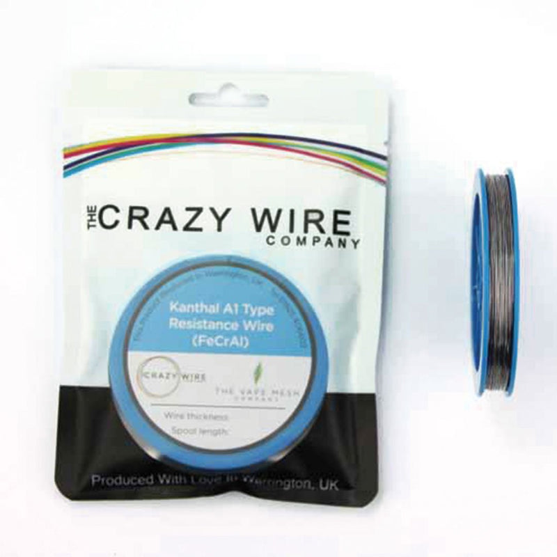 Crazy Wire Kanthal A1 Round Wire