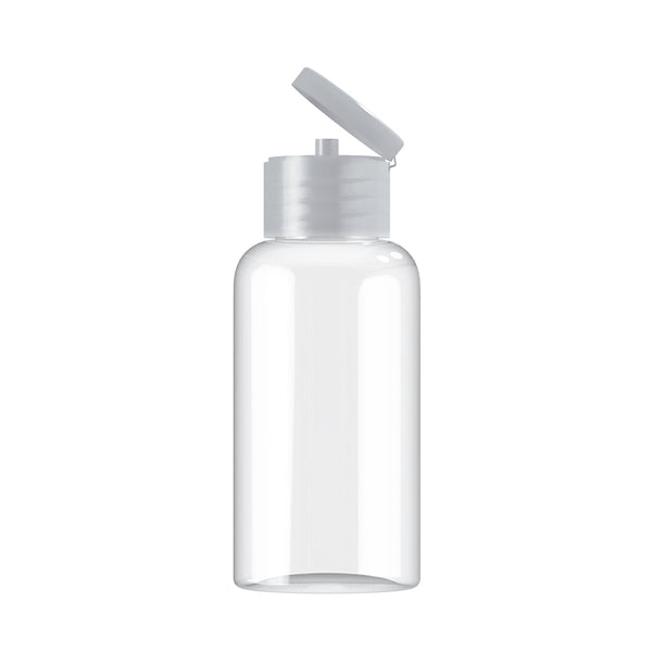 Plastic 60ml Flip Cap Bottle (Crate of 3000)