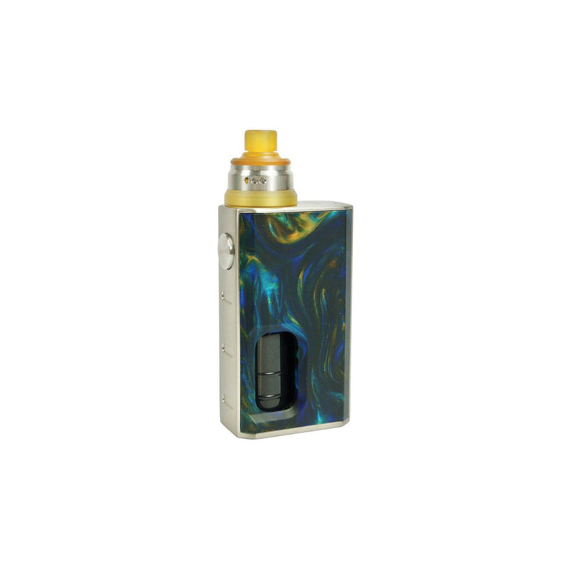 Wismec Luxotic BF Box Squonk Kit Swirled Resin