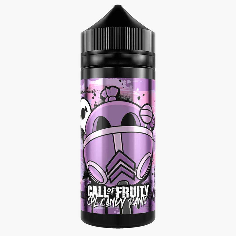 Call of Fruity Cpl Candy Pants E Liquid