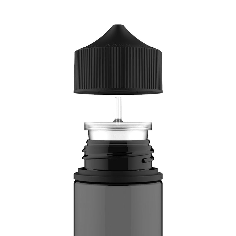 Chubby Gorilla 120ml V3 Bottles Black