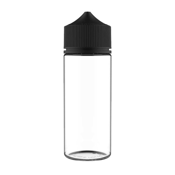Chubby Gorilla 120ml V3 Bottles Clear & Black
