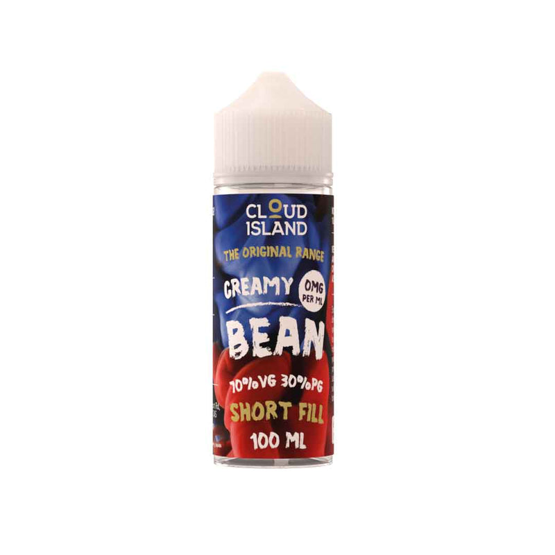 Cloud Island Creamy Bean E Liquid