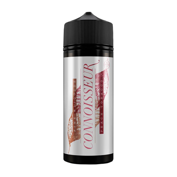 Connoisseur Peach Tobacco E Liquid