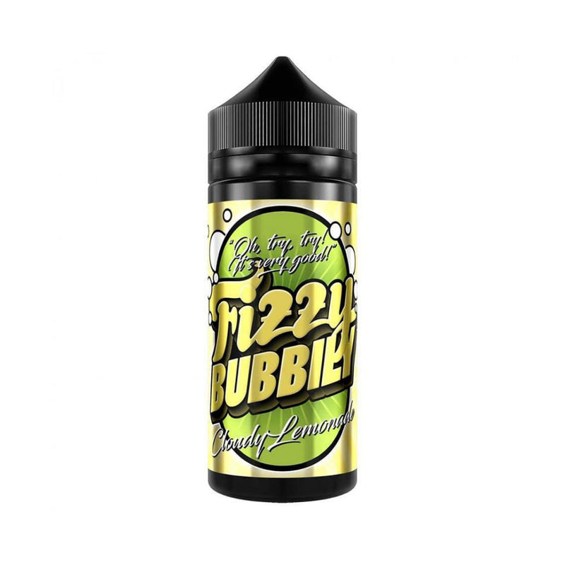 Fizzy Bubbily Cloudy Lemonade E Liquid