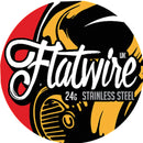 Flatwire UK Stainless Steel 316L Wire 24AWG