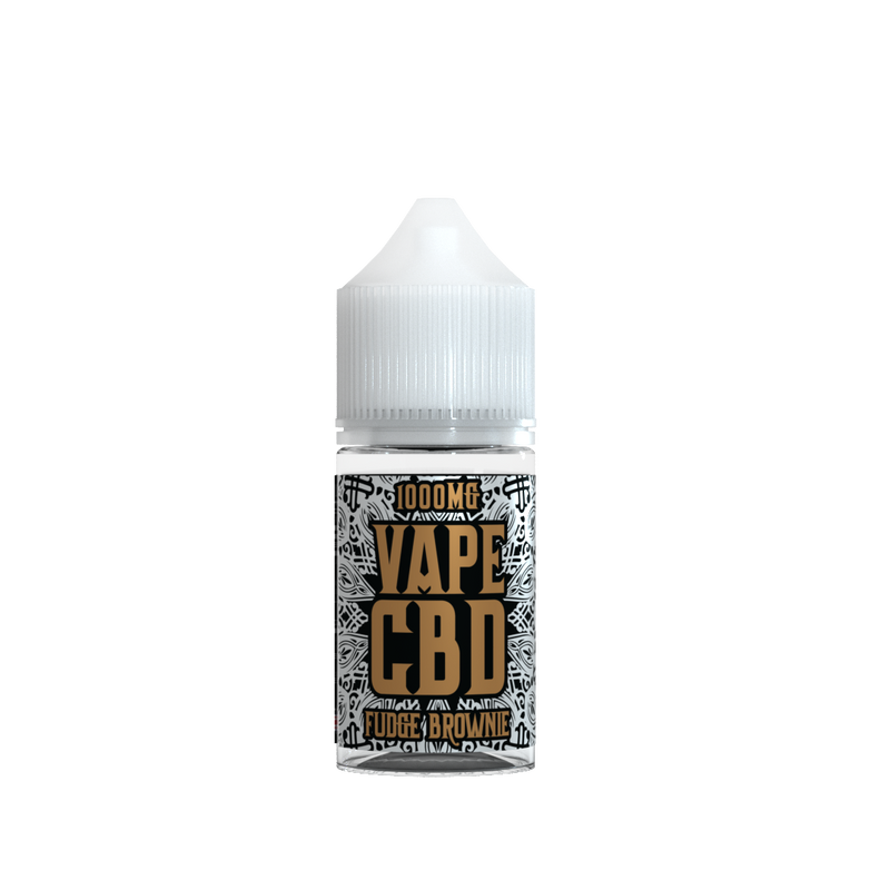 Vape CBD Fudge Brownie CBD E Liquid