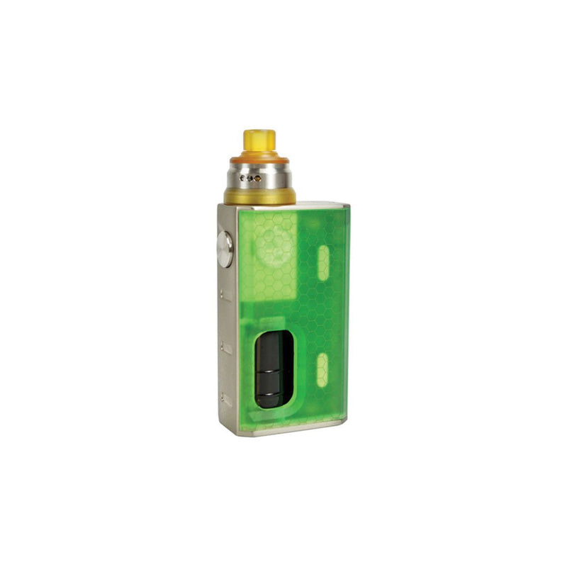 Wismec Luxotic BF Box Squonk Kit Green Honeycomb