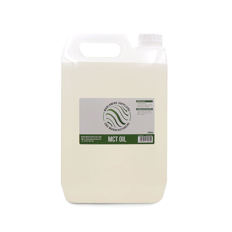 Raw MCT Oil 5ltr