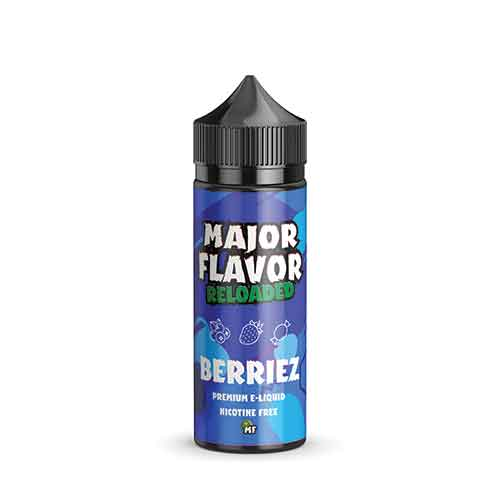 Major Flavor Berriez E-Liquid