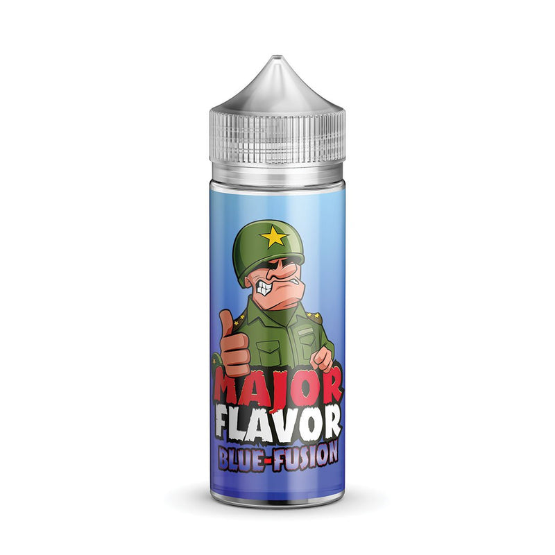Major Flavor Blue Fusion E Liquid