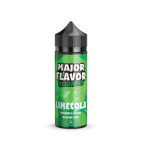 Major Flavor Lime Cola E-Liquid