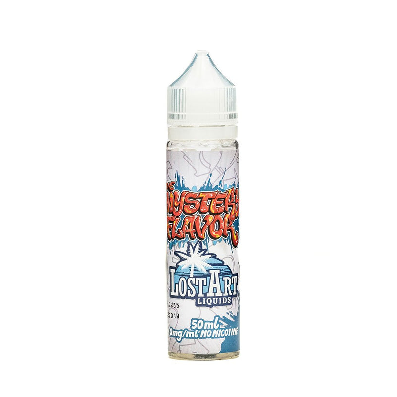 Lost Art Mystery Flavour E Liquid