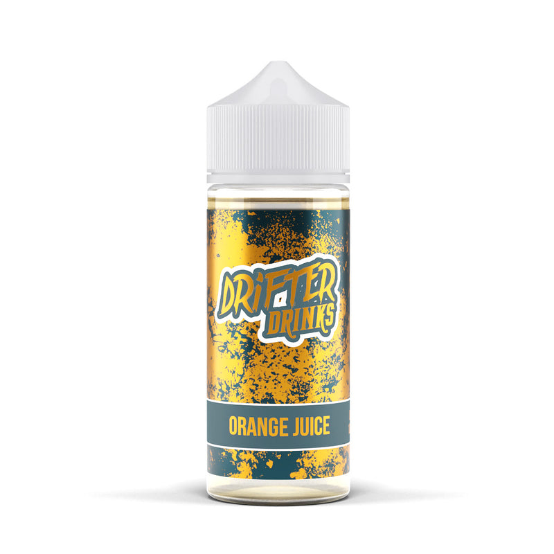 Drifter Drinks Orange Juice E Liquid