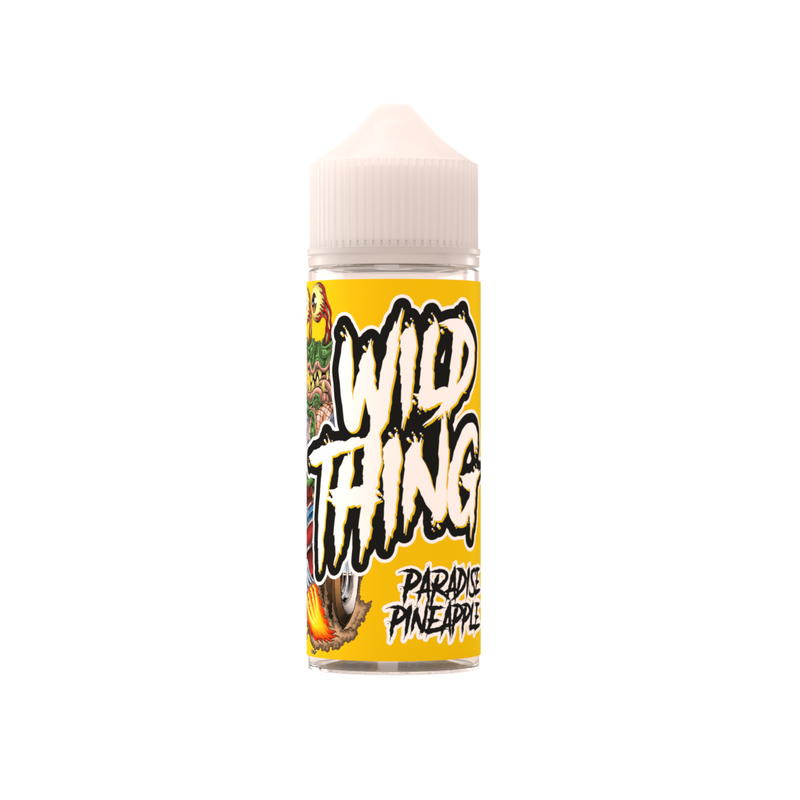 Wild Thing Paradise Pineapple E Liquid