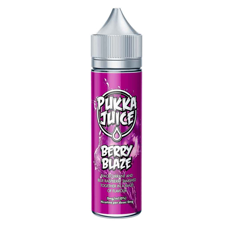 Pukka Juice Berry Blaze E Liquid