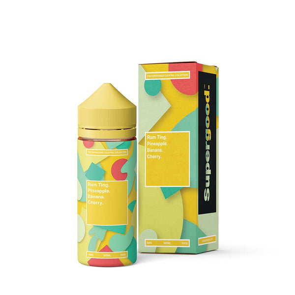 Supergood Rum Ting E Liquid